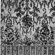 Bayeux Lace, C1800 Art Print