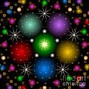 Be Jeweled 2012 Art Print