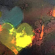 Be Love Art Print by Gina Barkley
