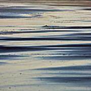 Beach Patterns Art Print
