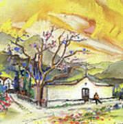 Beautiful Andalusia 01 Art Print