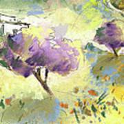 Beautiful Andalusia 04 Art Print