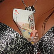 Beautiful Money Box Art Print