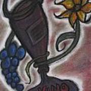 Beauty On The Vine Art Print