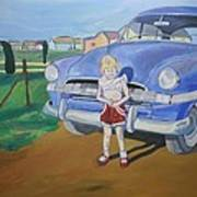 Bebe 1953 Art Print