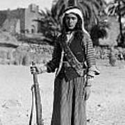 Bedouin Youth, C1926 Art Print by Granger