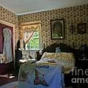 bedroom Anna Jarvis Art Print