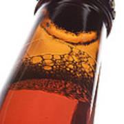 Beer Bottle Neck 2 F Art Print