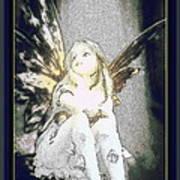 Bell Fairy  Art Print