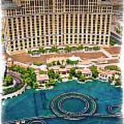 Bellagio - Impressions Art Print