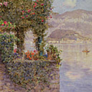 Bellagio From Tremezzo Art Print