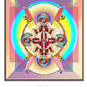 Bendicion De La Pachamama Art Print