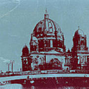 Berlin Cathedral Art Print by Naxart Studio