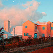 Bermuda Colors Art Print