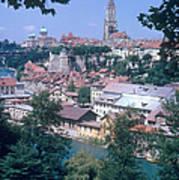Berne, Switzerland Art Print