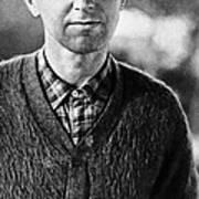 Bertolt Brecht (1898-1956) Art Print