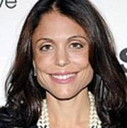 Bethenny Frankel At Arrivals For Sony Art Print