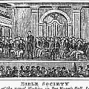 Bible Societies Art Print