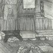 Bidek Art Print