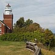 Big Bay Point Lighthouse 1 Art Print