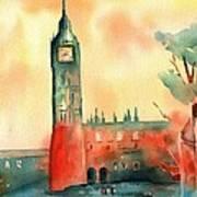 Big Ben    Elizabeth Tower Art Print