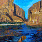 Big Bend Art Print