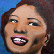 Big Mama Thornton Art Print