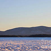 Big Squam Cold Art Print