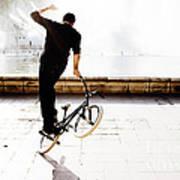 Bike Mx Art Print