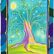 Bilabo Tree  Art Print