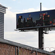 Billboard Art Project 2011 Art Print