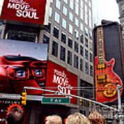 Billboards Art Print