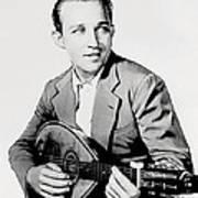 Bing Crosby 025 Art Print