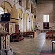 Binham Priory Art Print