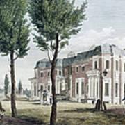Birch: Philadelphia, 1800 Art Print