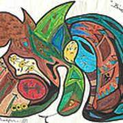 Bird Jam Art Print