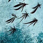Birdeeze -v03 Art Print by Variance Collections