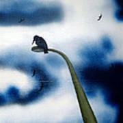 birds of apocalypse III 1 Art Print