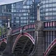 Blackfriars Bridge Art Print