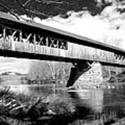 Blair Bridge Art Print