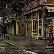 Bleeker Street Seven Am Art Print