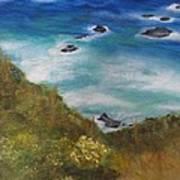 Block Island Art Print