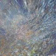 Blue Nebula #1 Art Print