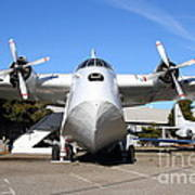 Boac British Overseas Airways Corporation Speedbird Flying Boat . 7d11246 Art Print