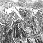 Boadicea (d. 62 A.d.) Art Print