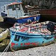 Boat 0003 Art Print