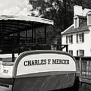 Boat House Blues Art Print