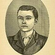 Bob Ford, The Assassin Of Jesse James Art Print