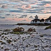 Boca Grande Sunset Art Print
