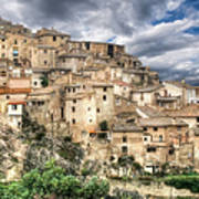 Bocairent Art Print